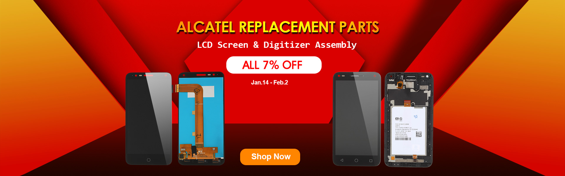 Ipartsexpert Unveiled A Full Lineup Of New Phone Parts To Global Customers