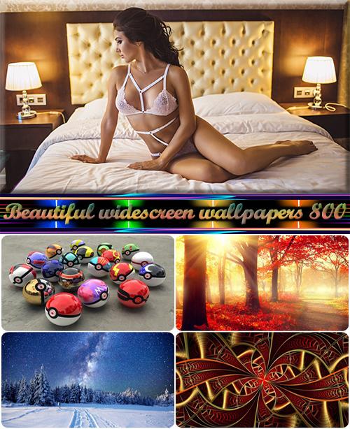 Beautiful widescreen wallpapers 800