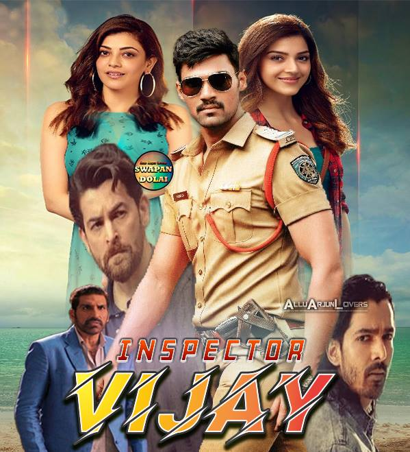 Inspector Vijay (Kavacham) (2019) Hindi Dubbed Movie 720p