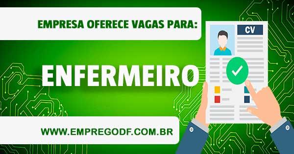 EMPREGO PARA ENFERMEIRO