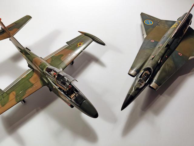T-2-med-Draken
