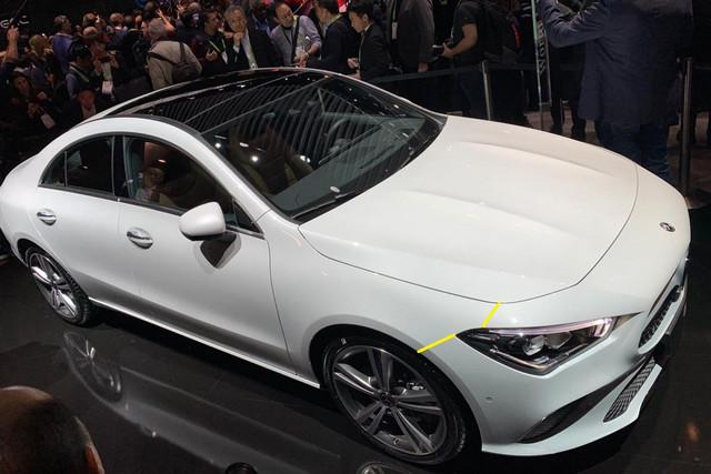 2019 - [Mercedes-Benz] CLA II - Page 6 M06X