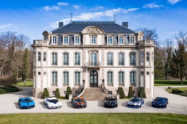 Bugatti démarre avec le meilleur trimestre de son histoire 04-02-200319-photorelease