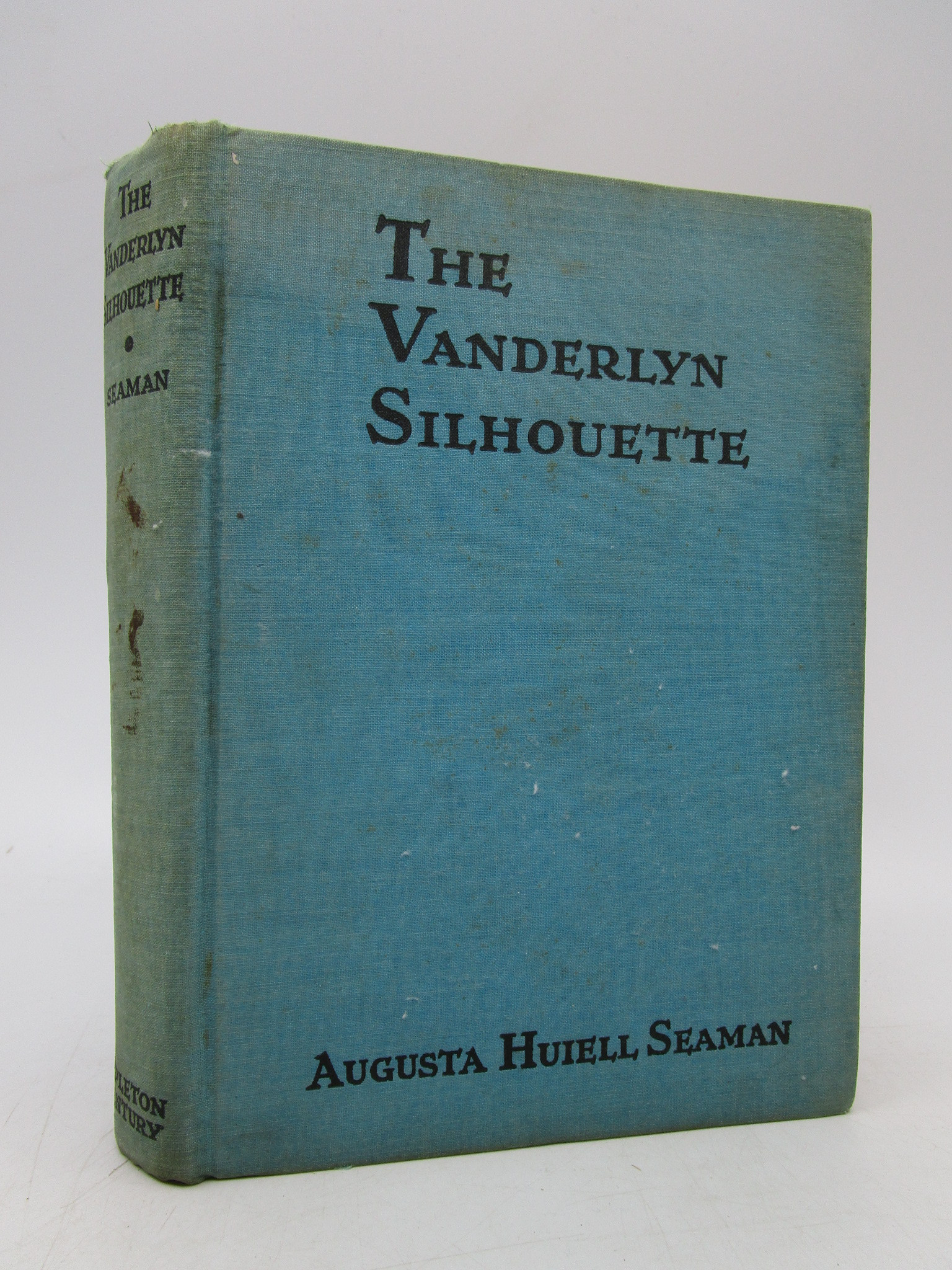 Image for The Vanderlyn Silhouette (First Edition, Rare)