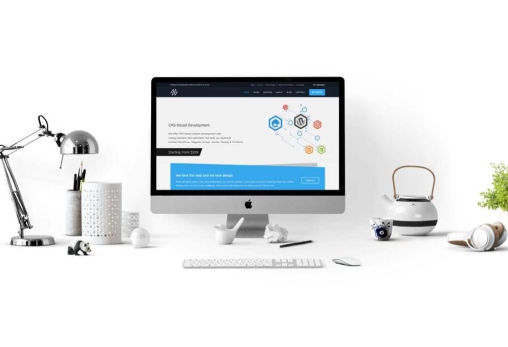 Work Experience Web Development