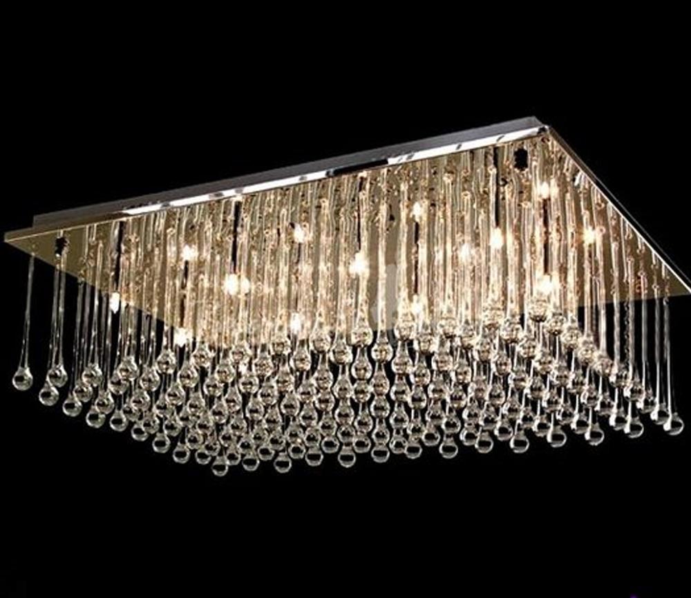 Lampu Rumah Square lighting