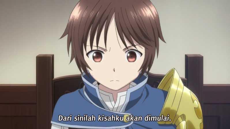 Hachi-nan tte Sore wa Nai deshou Episode 3 Subtitle Indonesia