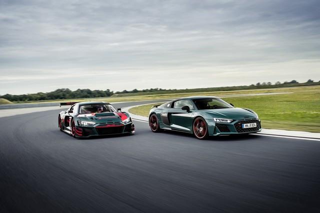 Audi R8 green hell : un hommage au palmarès de l'Audi R8 LMS A205754-medium