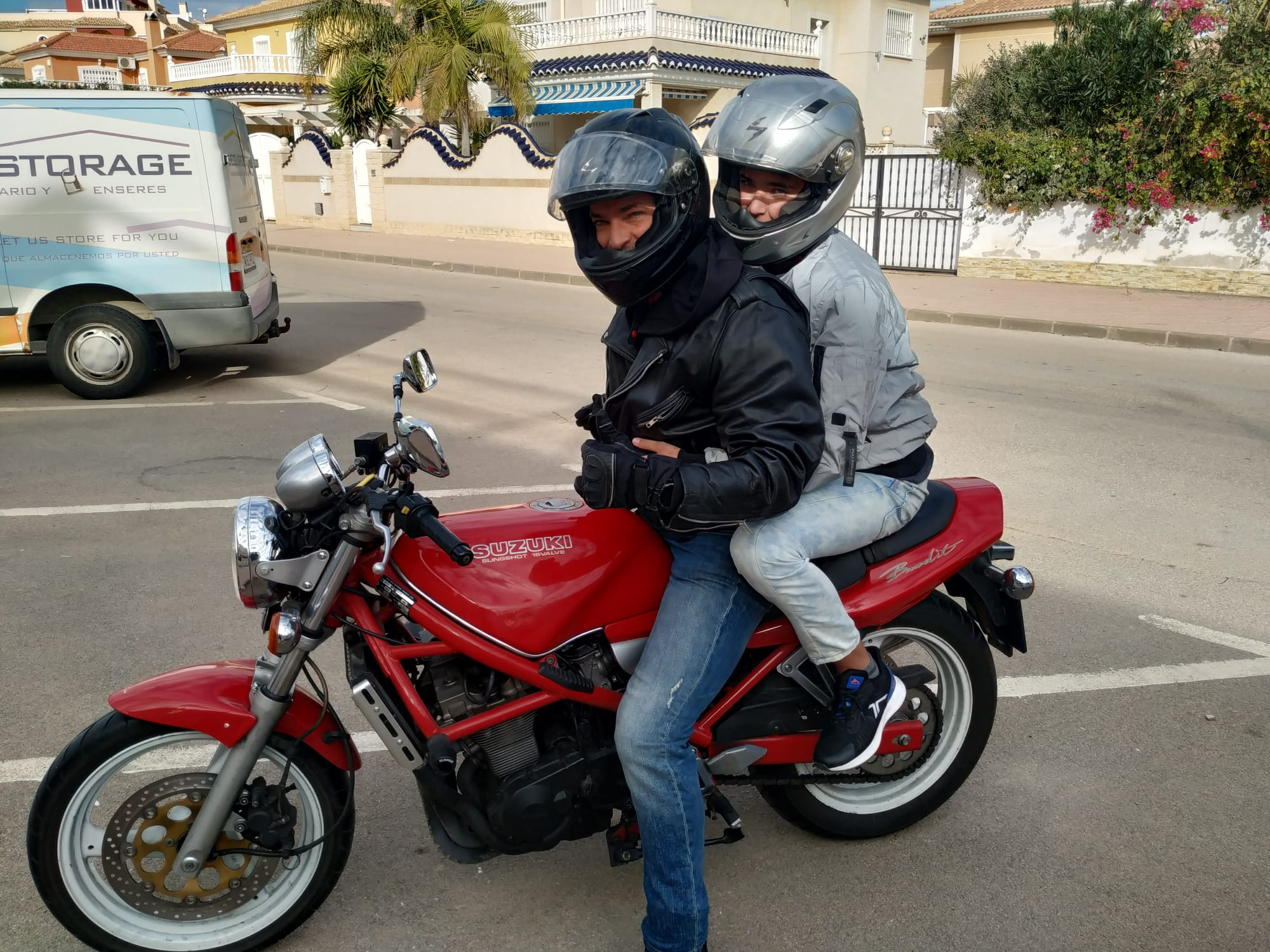 Bandit roja en Los Alcázares, la zona del Mar Menor - Página 5 IMG-20210106-WA0035