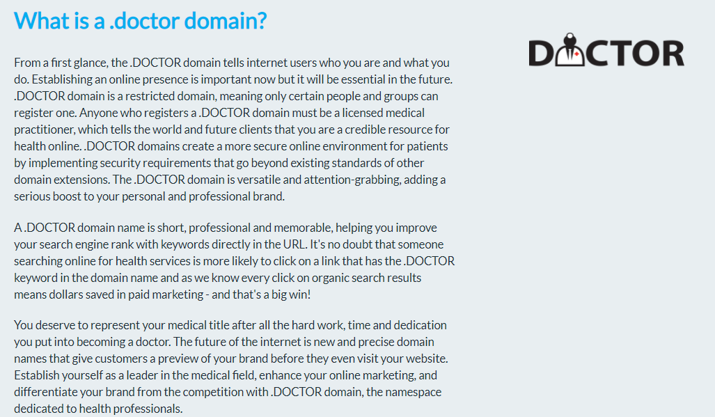 dot-doctor