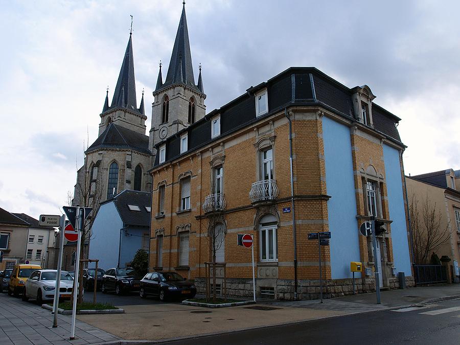 Эш-сюр-Альзетт. Фотографии из большого города.