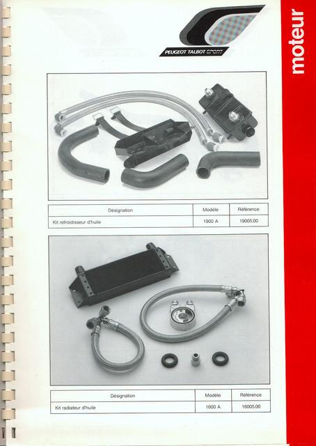 Catalogue PTS pièces compétition - 205 GTI 1600-1900 gr. N/A PTS-Moteur-6