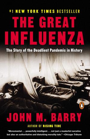 Великая инфлюэнца: история самой смертельной пандемии. Какие книги читает Билл Гейтс
