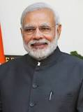 Indischer Premier Narendra Modi