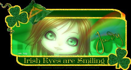 Irish Eyes Tutorial by MizTeeque