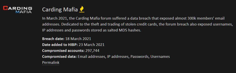 Hakovani hakeri – ukradeni podaci 300.000 korisnika foruma za krađu kreditnih kartica!