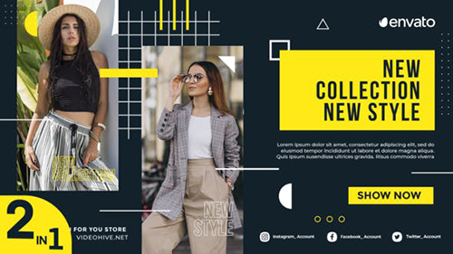Fashion Promo Slideshow 32490005 - Project for After Effects (Videohive)