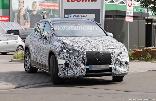 2022 - [Mercedes-Benz] EQS SUV - Page 2 DE145-D35-3843-4598-AED0-AF5-E1-C01-D168
