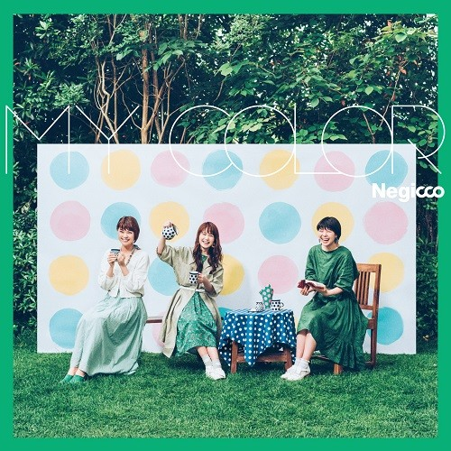 [Album] Negicco – MY COLOR