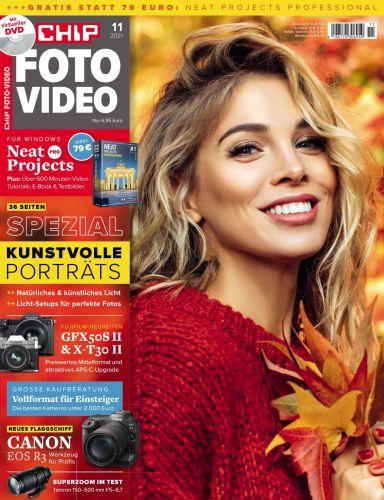 Cover: Chip Foto und Video Magazin No 11 2021