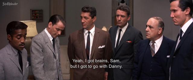 Ocean's 11 (1960) 1080p x264 Dual Latino