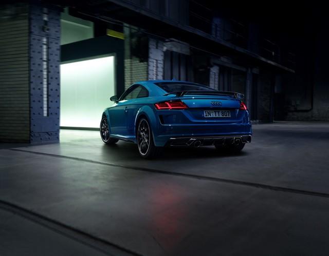 Un grand souci du détail et encore plus affutée : L'Audi TT S line competition plus A206760-medium