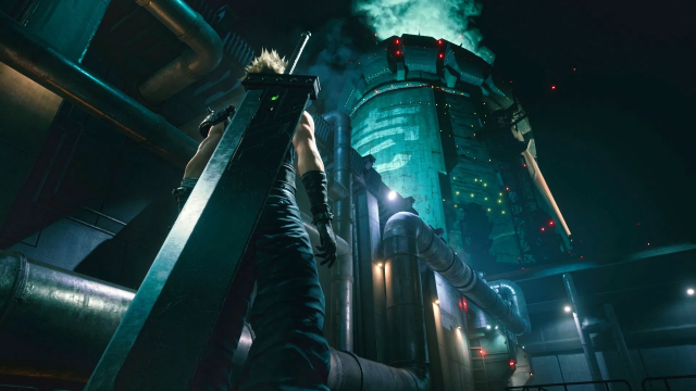 FINAL FANTASY VII REMAKE Will Be A PlayStation 4 Exclusive Until April 10th, 2021