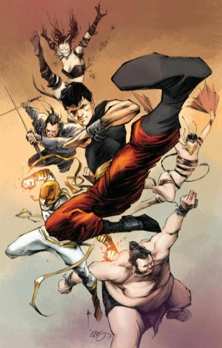 """Девять персонажей """"Marvel"""", которые могут дебютировать в фильме """"Шан-Чи и Легенда десяти колец"""""""