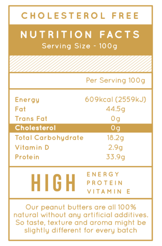 nutrition-fact-pure