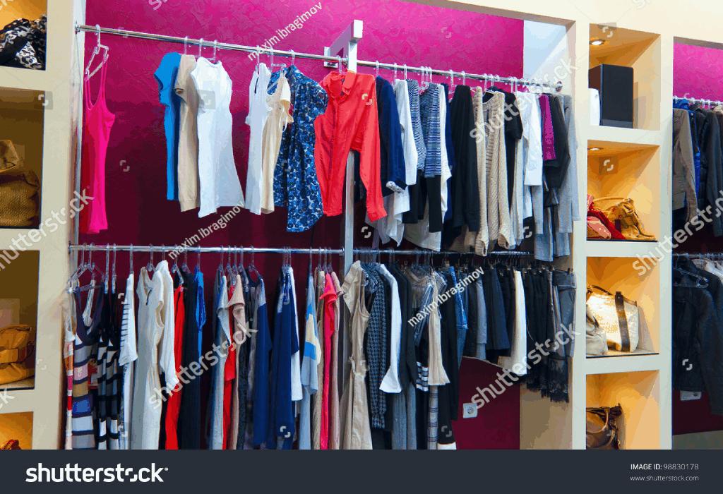 Shopping Distro Clothes