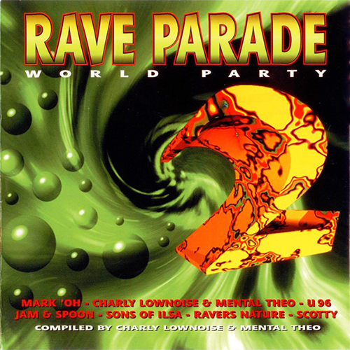 VA - Rave Parade 2: World Party 1995