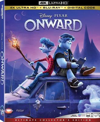 Onward - Oltre La Magia (2020) FullHD 1080p UHDrip HEVC AC3 ITA/ENG