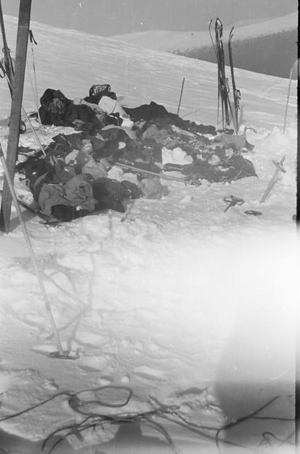 Dyatlov pass 1959 search 78