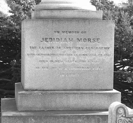 440px-Jedidiah-Morse-Gravestone-New-Haven