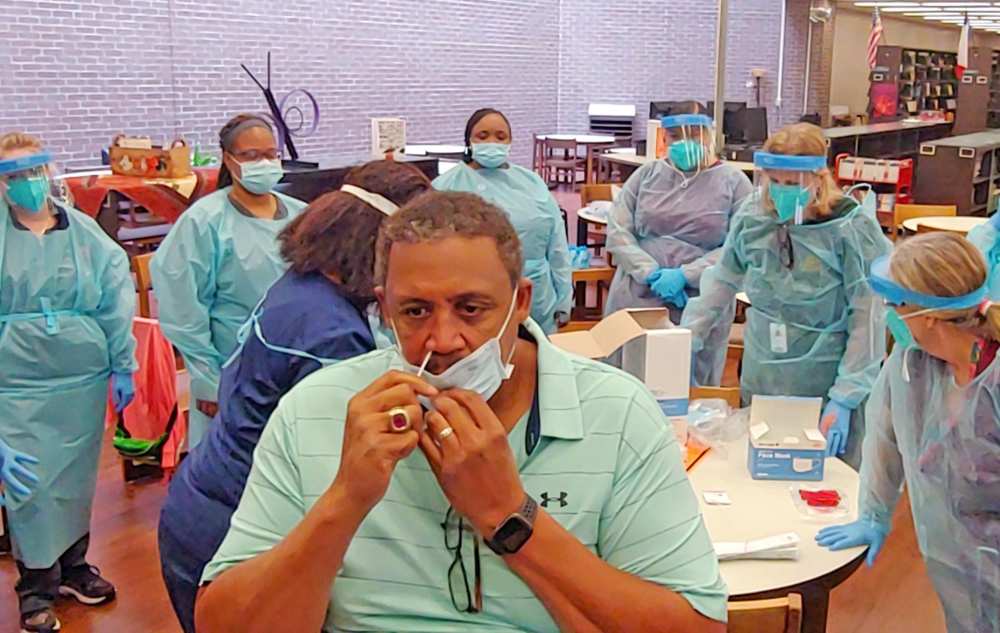 10202020-LISD-nurses-training-COVID-testing-1