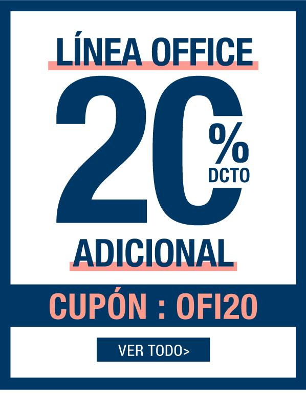 20% adicional
