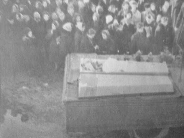 Dyatlov pass funerals 9 march 1959 39