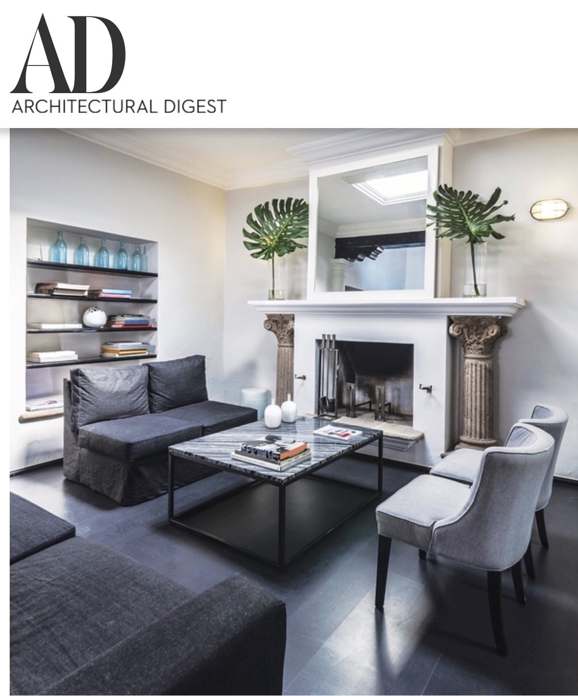 Featured en Architectural Digest MX
