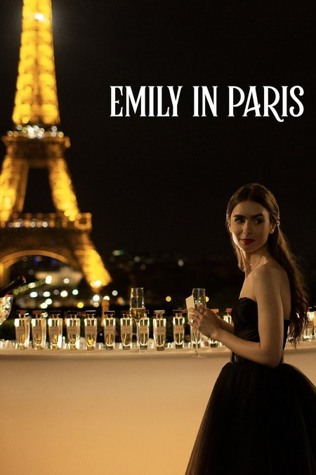 Emily in Paris (2020) 720p NF S01 Complete Esubs Download