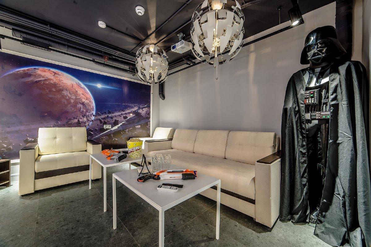 Аренда тематического зала. Стилизованый зал в аренду. YouParty.ru