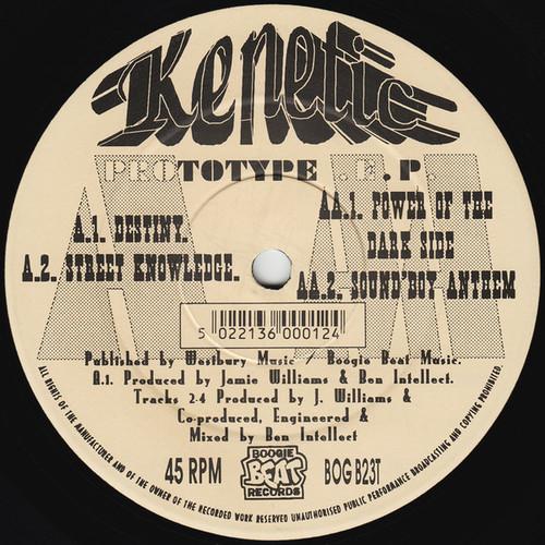 Kenetic - Prototype E.P. 1993