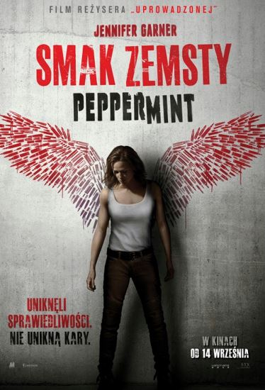 Smak zemsty. Peppermint / Peppermint (2018) PL.BDRip.XviD-KiT | Lektor PL