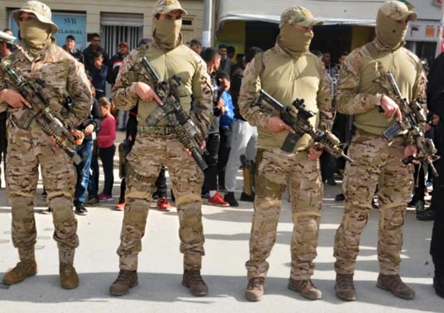 Armée Tunisienne / Tunisian Armed Forces / القوات المسلحة التونسية - Page 15 1-1