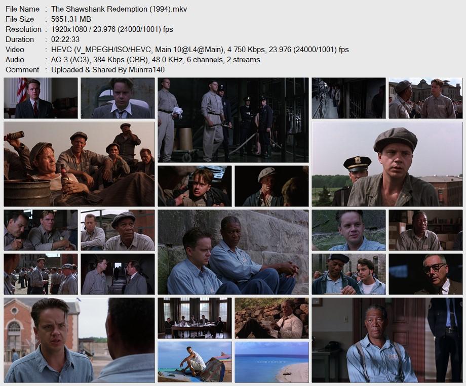 Sueño De Fuga (1994) x265 10 Bits 1080p