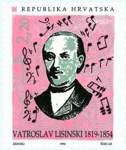 1994. year POVIJEST-HRVATSKE-GLAZBE-VATROSLAV-LISINSKI