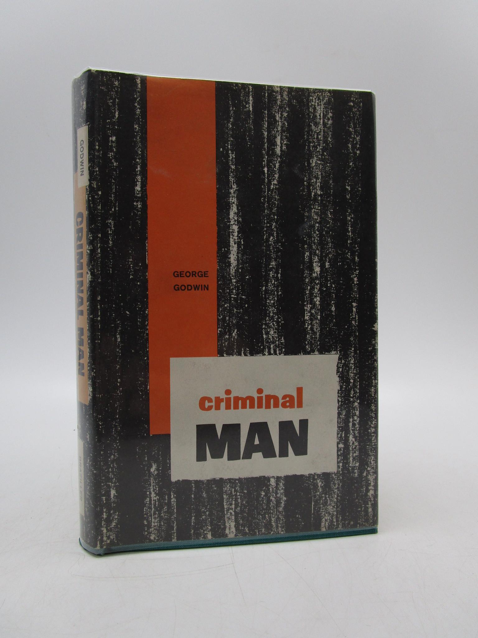 Image for Criminal Man