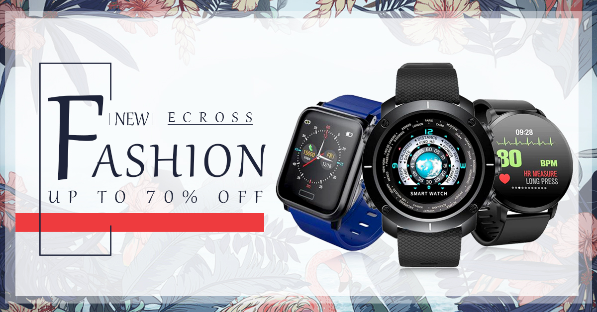 E-crossmall Electronics Co., Ltd Brings an Amazing Range of Products at Discount Prices for Online Shoppers in the Middle East