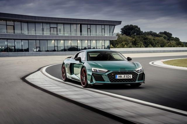 Audi R8 green hell : un hommage au palmarès de l'Audi R8 LMS A205739-medium