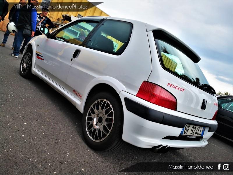 Parking Vintage - Pagina 5 Peugeot-106-Rallye-1-6-118cv-99-BF924-CL-209-282-25-7-2019-4