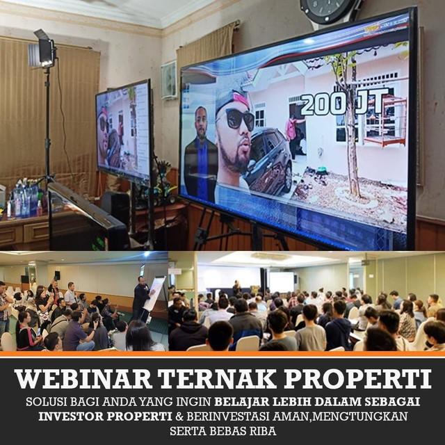 seminar ternak properti